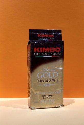Кава мелена Kimbo Aroma Gold 100% Arabica 250г 1