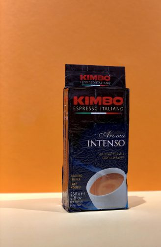 Кофе молотый Kimbo Aroma Intenso 250г