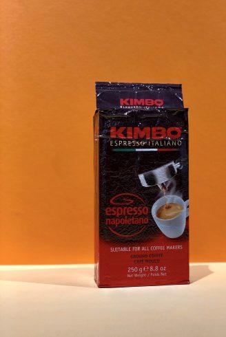 Кава мелена Kimbo Espresso Napoletano 250 г