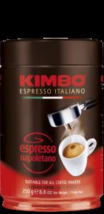 Кава мелена Kimbo Espresso Napoletano 250г (ж/б)