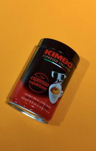 Кофе молотый Kimbo Espresso Napoletano 250г (ж/б)