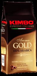 Кава зернова Kimbo Aroma Gold 100% Arabica 1кг