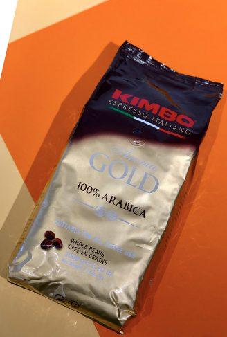 Кава зернова Kimbo Aroma Gold 100% Arabica 1кг 1