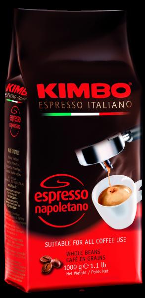 Кава зернова Kimbo Espresso Napoletano 1кг