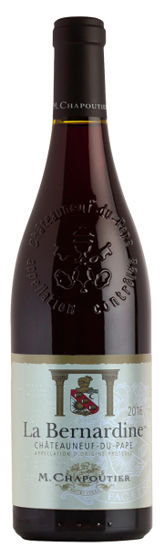 M. Chapoutier La Bernardine Chateauneuf-du-Pape магазин склад winewine