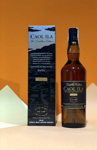 Віскі Caol Ila 2008 Distillers Edition