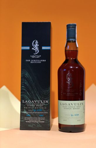 Виски Lagavulin 2005 Distillers Edition 0.7л