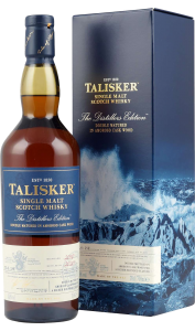 Виски Talisker 2010 Distillers Edition магазин склад winewine