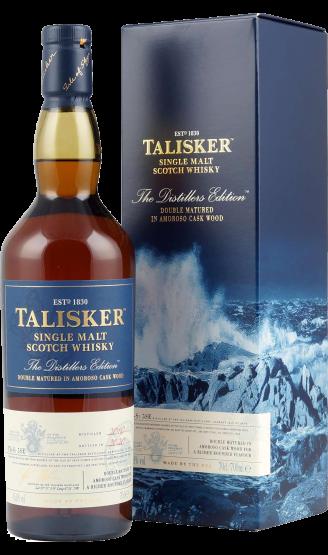 Віскі Talisker 2010 Distillers Edition магазин склад winewine