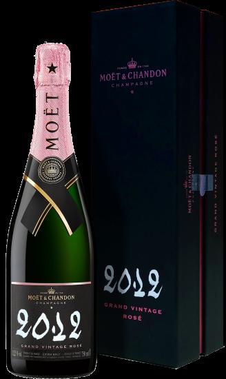 Moet Chandon Grand Vintage Rose 2012 магазин склад wine wine