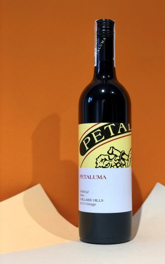 Petaluma White Label Adelaide Hills Shiraz 1