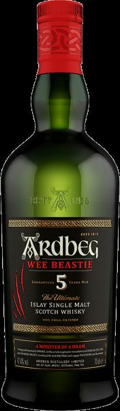 Виски Ardbeg Wee Beastie 0.7л - машазин склад winewine