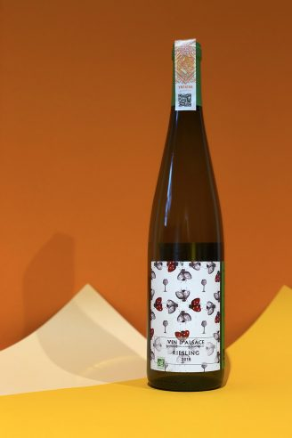 Cave de Ribeauville Riesling Bio 1