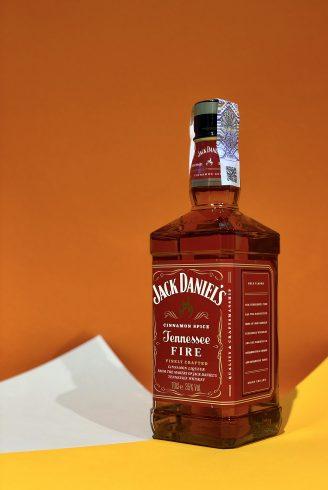 Лікер Jack Daniels Fire 0,7л магазин склад winewine
