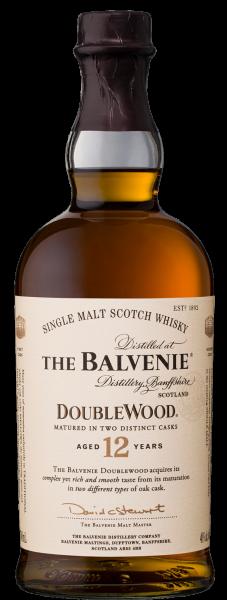 Віскі Balvenie Doublewood 12 YO 0,7л