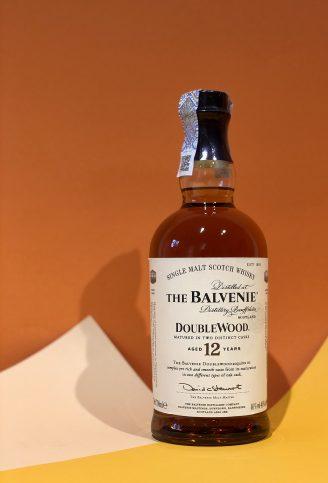 Віскі Balvenie Doublewood 12 YO 0,7л 1