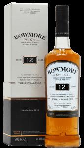Віскі Bowmore 12YO 0.7л