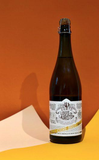 Сидр Comte Louis de Lauriston Brut магазин склад wine wine