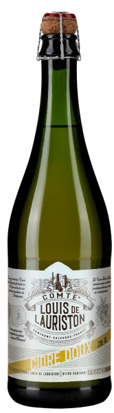 Солодкий Сидр Comte Louis de Lauriston Doux - магазин склад winewine