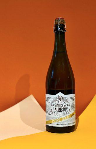 Солодкий Сидр Comte Louis de Lauriston Doux - wine wine магазин склад