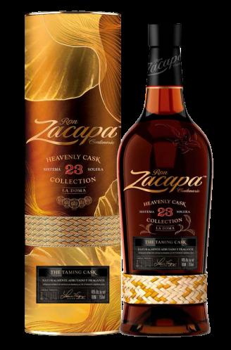 Zacapa Cent 23YO La Doma Heavenly Cask winewine магазин склад