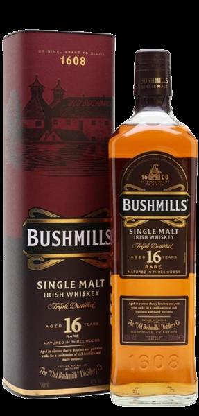 Bushmills 16 Y.O. 1