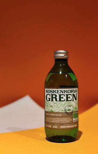 Koskenkorva Green Cucumber Organic Cocktail магазин склад wine wine