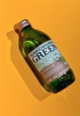Koskenkorva Green Cucumber Organic Cocktail магазин склад вайнвайн