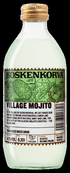 Koskenkorva Village Mojito Cocktail winewine магазин склад