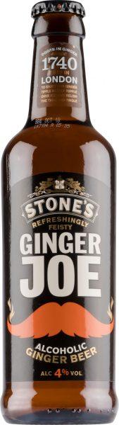 Stone's Ginger Joe Ginger Beer 1