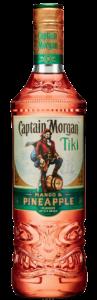 ромовий напій Captain Morgan Tiki Mango and Pineapple 0.7л