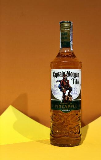 ромовий напій Captain Morgan Tiki Mango and Pineapple 0.7л - магазин склад winewine