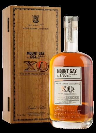 Ром Mount Gay XO Peatsmoke 0.7л - winewine магазин склад